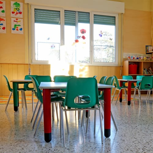 Schools & Day Care Centers